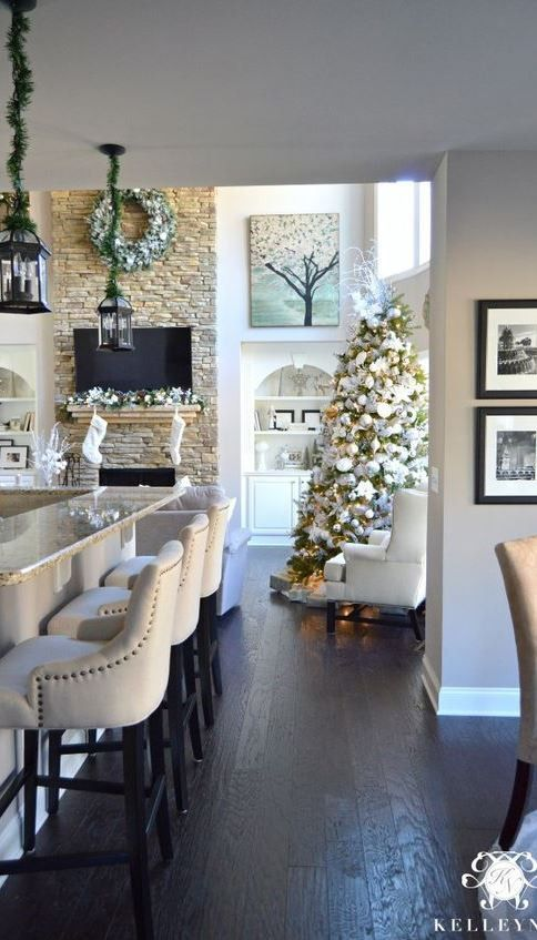 30 Wonderful Christmas Decoration Ideas For Your Home Christmas