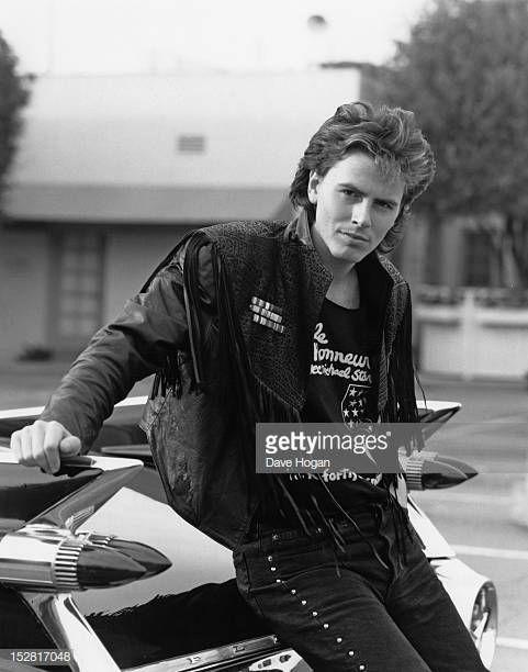 Bassist John Taylor Of English Pop Group Duran Duran In Los