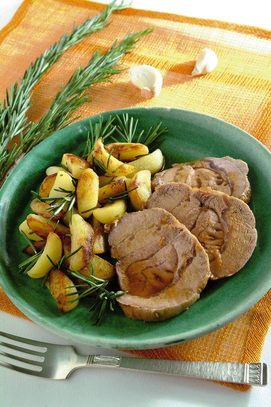 L\'arrosto di vitello tradizionale - Scuola di cucina - Donna ...