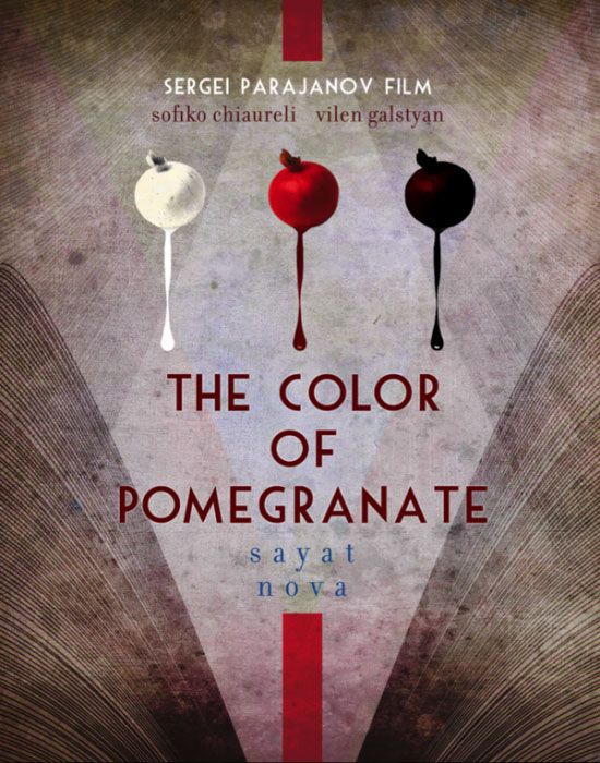 The Colour Of Pomegranates (1968) - Sergei Parajanov
