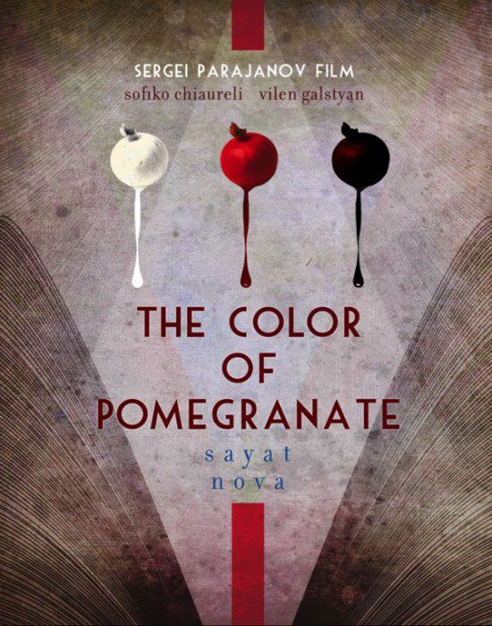 The Colour Of Pomegranates (1968) - Sergei Parajanov