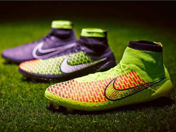 My new favorite kind of cleats. Don't have em, but hoping to get them.