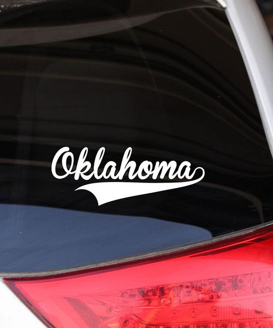 Look at this State Pride Personalized Decal on #zulily today!