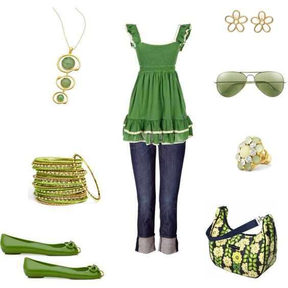 Summer Love, created by shirell on Polyvore