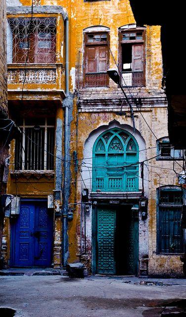 A street in Rawalpindi, Pakistan | by shaukatnaizi on Flickr