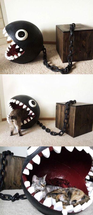 Chain Chomp S Dog House