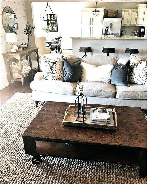 Awesome 27 Modern Rustic Living Room Living Room Decor Country Rustic Living Room Farm House Living Room