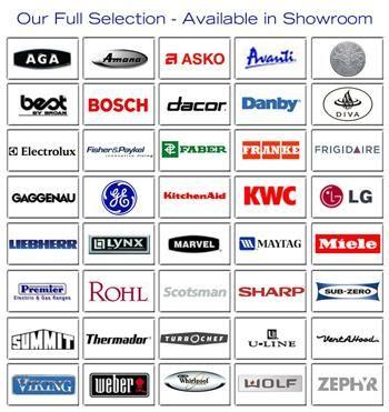 Kitchen Faucet Brand Logos