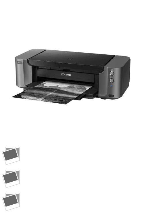 Printers 1245 Canon Pixma Pro 10 Color Professional Inkjet Photo