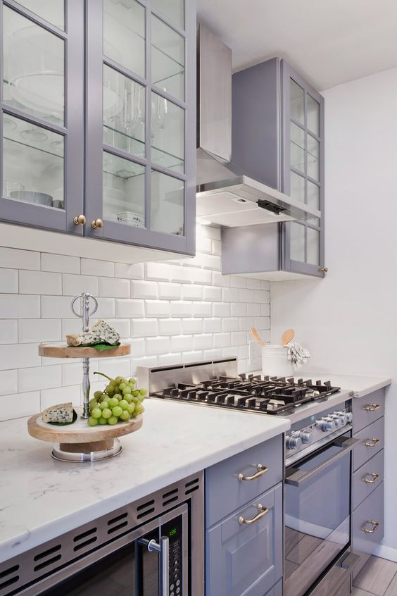 Best Gray Cabinets Grey And Small Kitchens On Pinterest 640 x 480