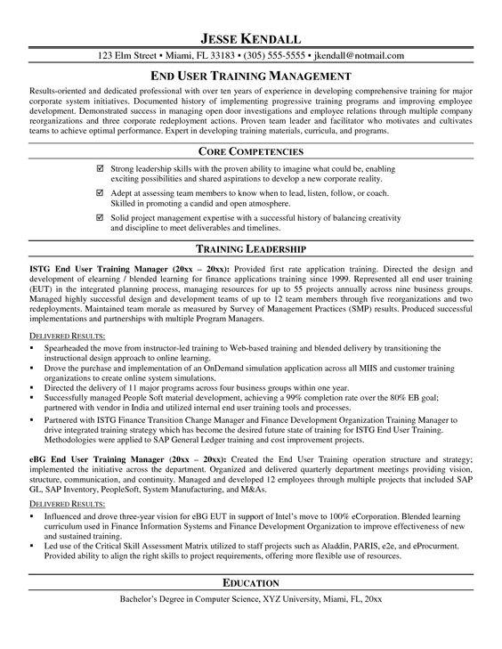 Cna Resume Sample Skills Cna Resume Sample Pinterest Resume - resume leadership skills
