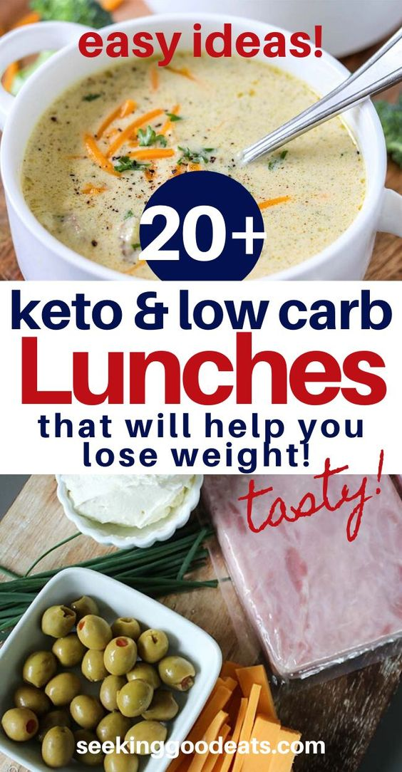 Keto Recipes For Lunch: (20+ Easy Keto Recipes For Beginners)