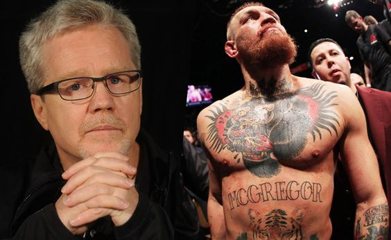Freddie Roach Paints A Grim Future For Conor McGregor's Boxing Career