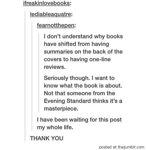 tum What happened to books