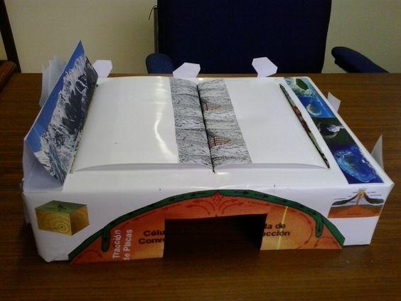 "Plaka tektonikoen ""lap-book"":"