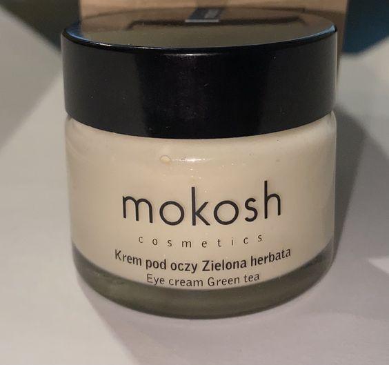 tarro de contorno de ojos de mokosh