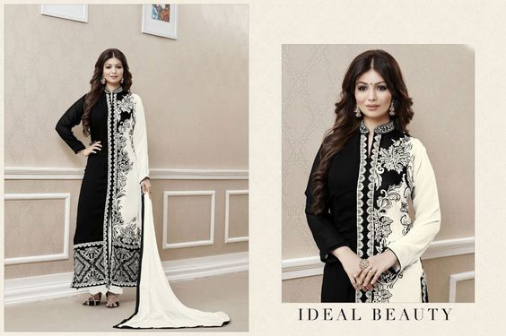 Pakistani Designer Ethnic Suit Bollywood Indian Dress Kameez Anarkali Salwar new…