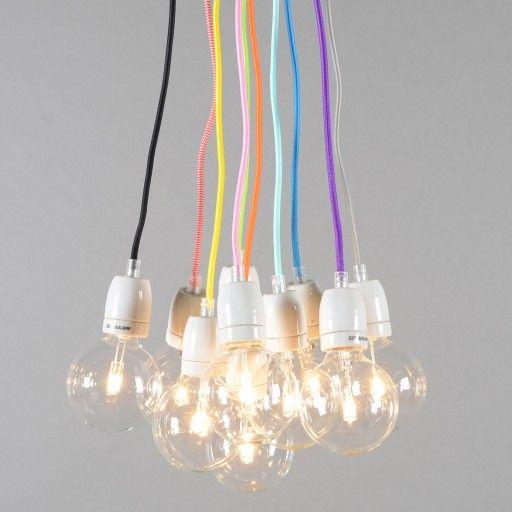 Hanglamp cavo rose   keukenverlichting   verlichting per ruimte ...