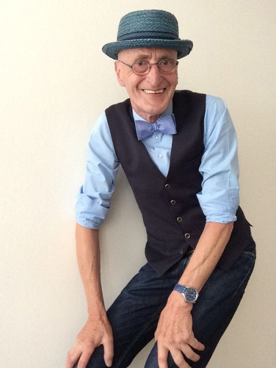 This Elderly Gentleman Has More Style Than You'll Ever Have