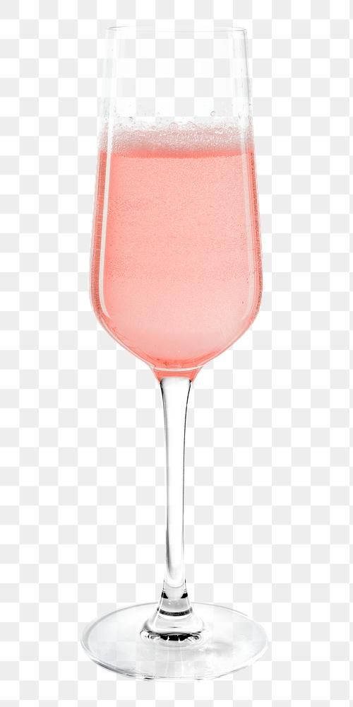 Rose Wine Png In A Crystal Glass Free Image By Rawpixel Com George Glass Rose Wine Crystal Glass
