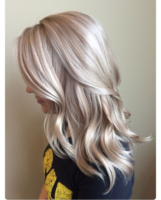 Cool Blonde Cool Blonde Tone And Blondes On Pinterest