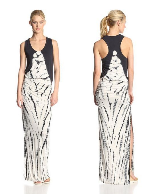 Young Fabulous & Broke Women's Mel Tank Jungle Wash Maxi Dress – In My Closet