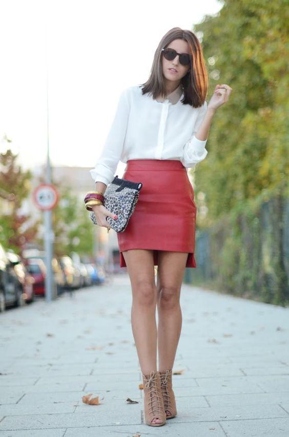 tail red skirt - Lovely Pepa by Alexandra