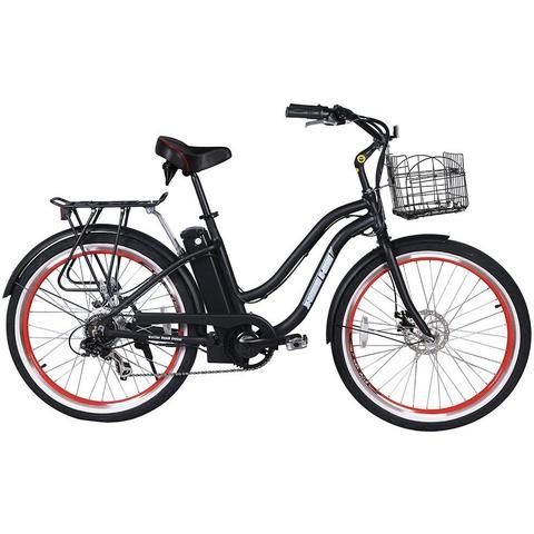 X Treme Malibu Elite 24v Electric Beach Cruiser Bike Beach Cruiser Electric Bike Beach Cruiser Electric Beach