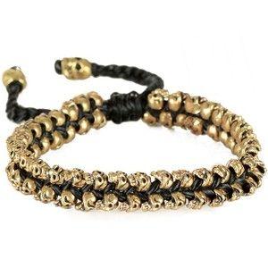 M. Cohen Skull Bracelet