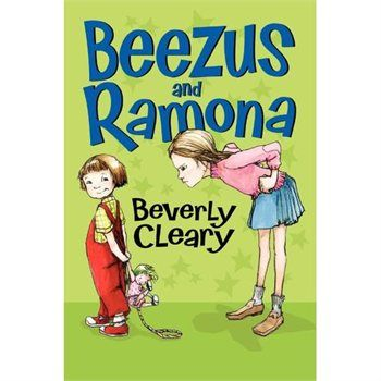 I loved Ramona's little bad self! Read every one in the series.