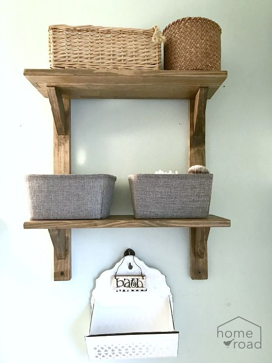 Diy Wooden Wall Shelves Diy Wooden Wall Wooden Wall Shelves