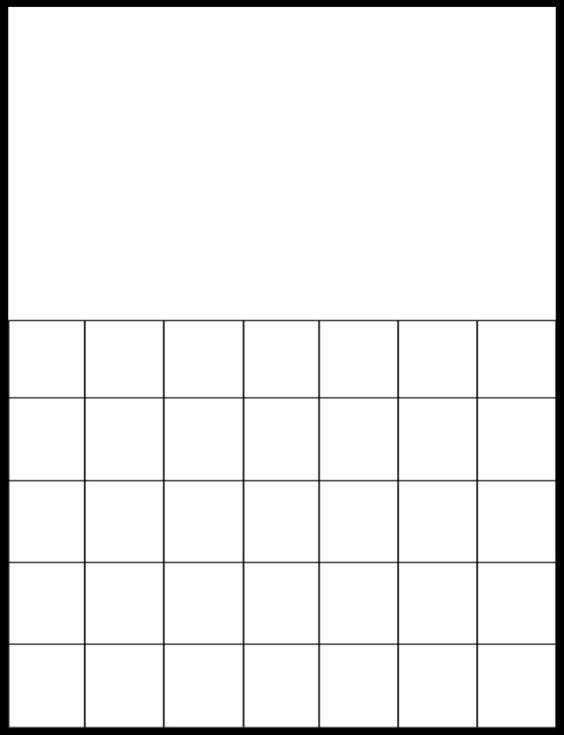 Weekly Calendar Grid : Pinterest the world s catalog of ideas