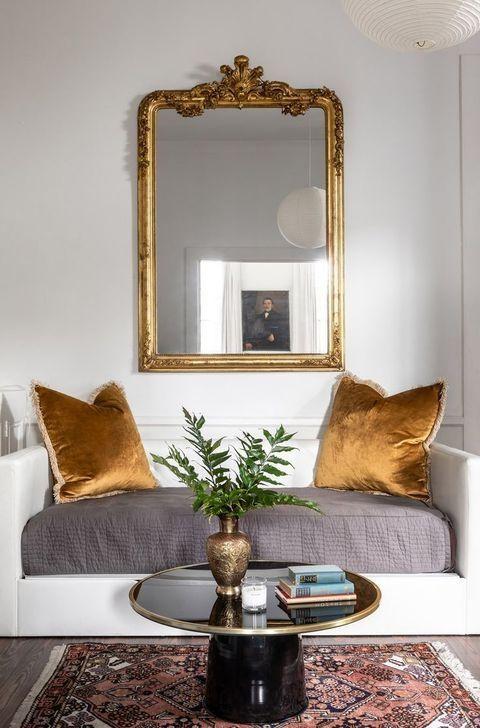 30 Spectacular Gold Color Interior Design Ideas For Home Elegant Home Decor Living Room Diy Interior
