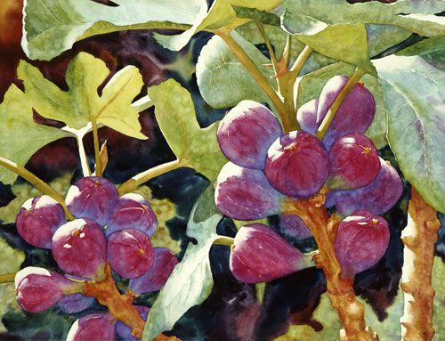 Sue Archer - Sue Archer Watercolors