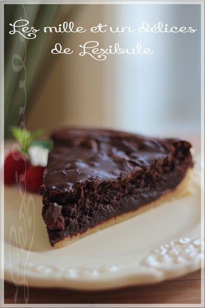les milles & un délices de ~lexibule~: ~Tarte-Brownie~