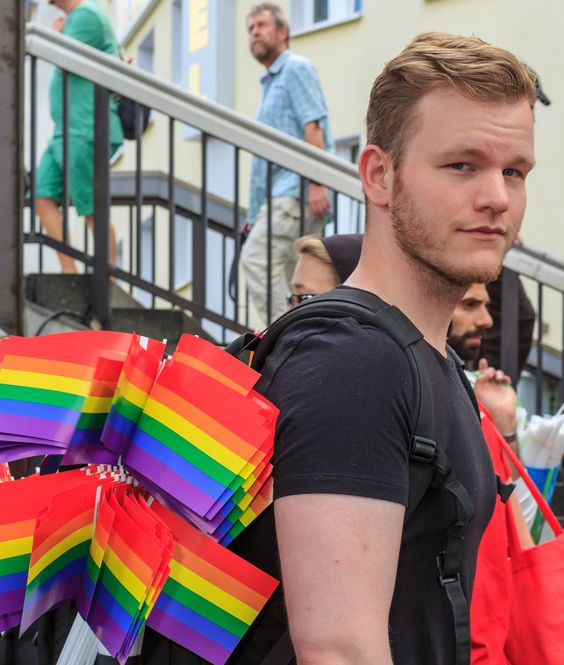 Why focus on the LGBT community?