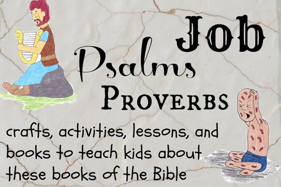 Pinterest the world s catalog of ideas for Job bible lesson craft