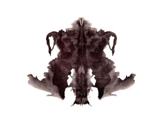 #Rorschach