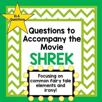 a review of the fairy tales in the movie shrek Shrek 2 movie reviews & metacritic score: the fairy tale continues as everyone's favorite ogre faces his greatest challenge of all -- the inlaws (dreamwork.