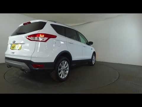 Ford Kuga 2 0 Tdci Titanium Air Conditioning Alloy Wheels