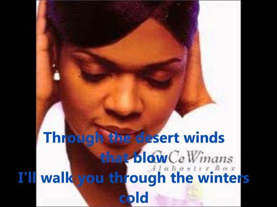 Cece Winans I Promise Wedding Song Lyrics Video R B Songs Pinterest