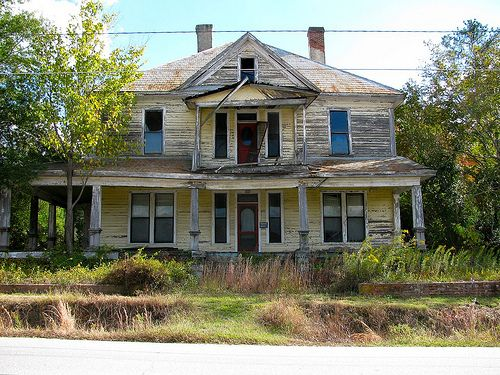 Abandoned House in Camak, GA