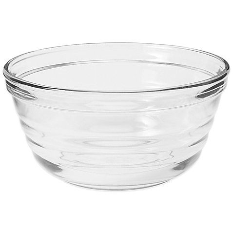 Fire King Glass 4 Qt Mixing Bowl Best Value Buy On Amazon