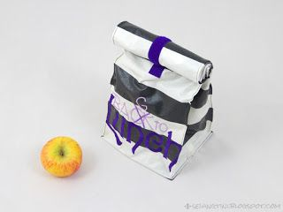 Sewing Tini: Lunchbag