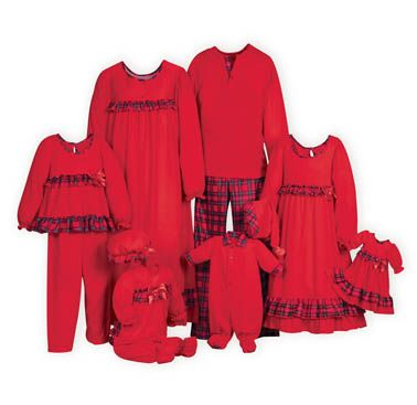 Christmas Dreams Matching Family Sleepwear.Brother-sister matching ...