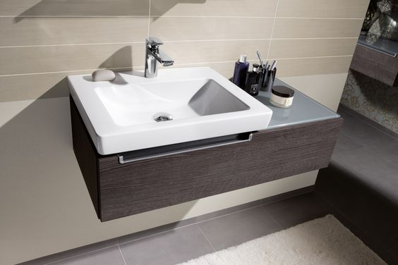 Fantastic Lot 44  Villeroy Amp Boch Bathroom Furniture With Sophisticated Ceramic
