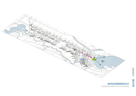 Gallery of KSP Designs Floating 'Urban Helix' for Changsha - 10