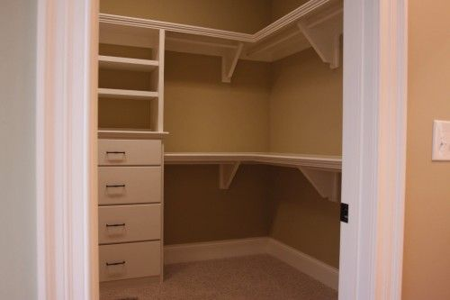 Layout for our closet