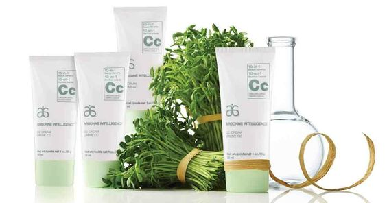 Arbonne Intelligence® CC Cream was formulated to act as a makeup and skincare product in one!  This lightweight product will conceal blemishes, minimize the appearance of pores, hydrate and soothe at the same time. Talk about beauty and brains! Buy yours here: http://www.arbonne.com/PWS/CharlotteKirk/store/AMUK/Catalog/ProductSearch.aspx?filter=&search=Cc+cream