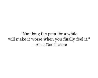Wisdom of Albus Dumbledore